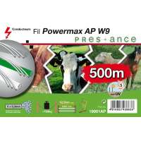 FIL RUBAN CLOTURE ELEC W9 500M